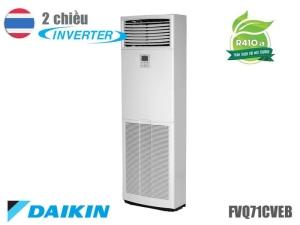 Điều hòa tủ đứng Daikin 2 chiều inverter FVQ71CVEB 28000BTU
