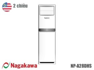 Điều hòa tủ đứng 2 chiều Nagakawa NP-A28DHS 28.000BTU