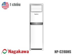 Điều hòa tủ đứng 1 chiều Nagakawa NP-C28DHS 28000BTU