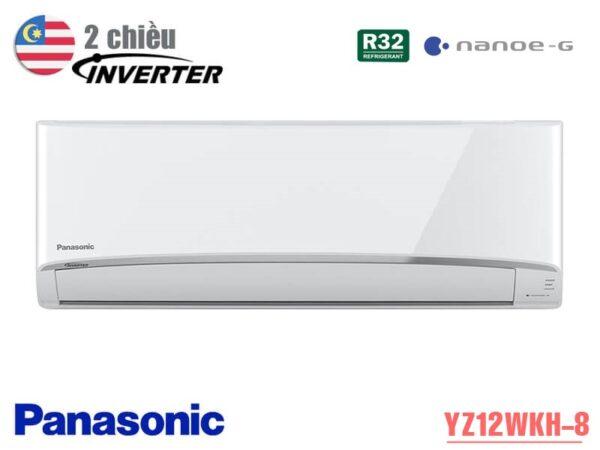 Điều hòa Panasonic 2 chiều inverter YZ12WKH-8 12000BTU