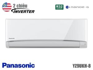 Điều hòa Panasonic 2 chiều inverter YZ9UKH-8 9.000BTU