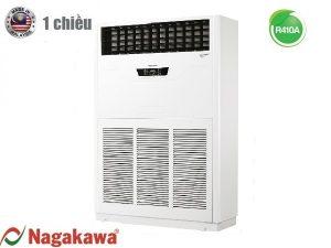 Điều hòa tủ đứng Nagakawa inverter 1 chiều 100.000BTU NIP-C100R1M15