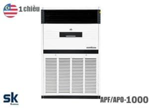 Điều hòa tủ đứng 1 chiều Sumikura 100.000BTU APF/APO-1000