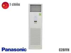 Điều hòa tủ đứng 1 chiều Panasonic CU/CS-C28FFH 28000BTU