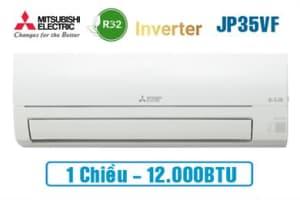Điều hòa Mitsubishi 1 chiều MSY-JP35VF inverter 12000BTU