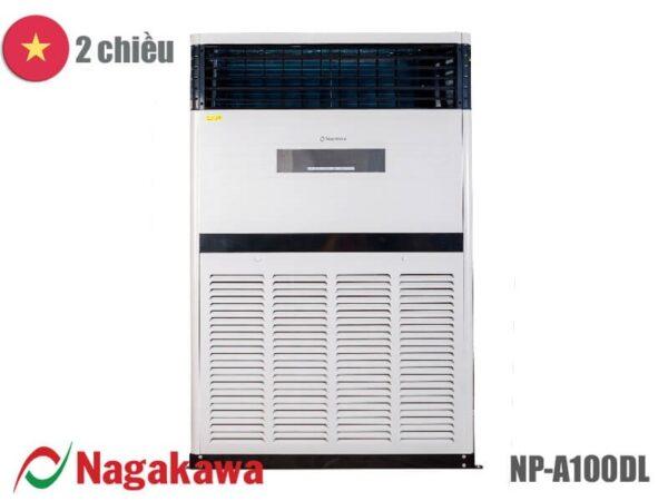 Điều hòa tủ đứng  2 chiều Nagakawa NP-A100DL 100.000BTU