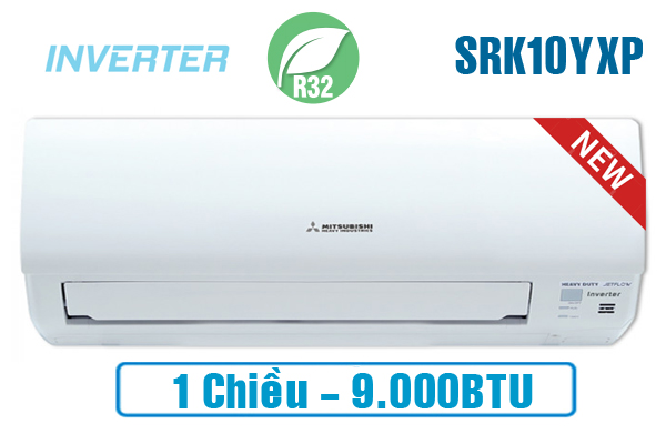 Điều hòa Mitsubishi Heavy 1 chiều 9000BTU SRK/SRC10YXP-W5