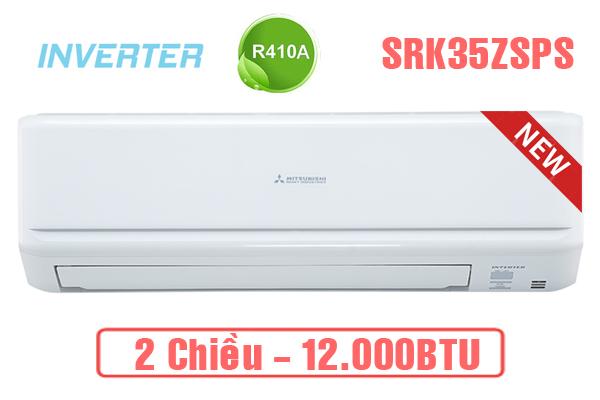 Điều hòa Mitsubishi Heavy 2 chiều inverter 12000BTU SRK/SRC 35ZMP-S5