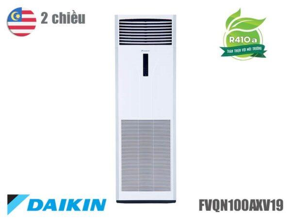 Điều hòa tủ đứng Daikin 2 chiều FVQN100AXV1 40000BTU