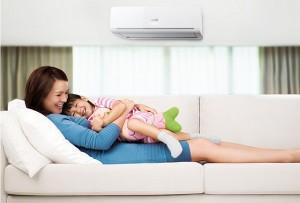 Mùa đông sử dụng điều hòa 2 chiều thế nào là đúng, đảm bảo cho sức khỏe?