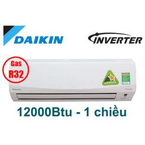 Giá điều hòa đaikin 1 chiều 12000btu inverter và chức năng của nó