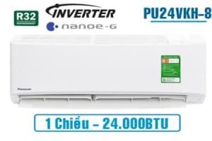 Điều hòa Panasonic 1 chiều inverter PU24TKH-8 24000BTU