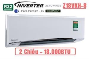 Điều hòa Panasonic 2 chiều inverter Z18VKH-8 18.000BTU