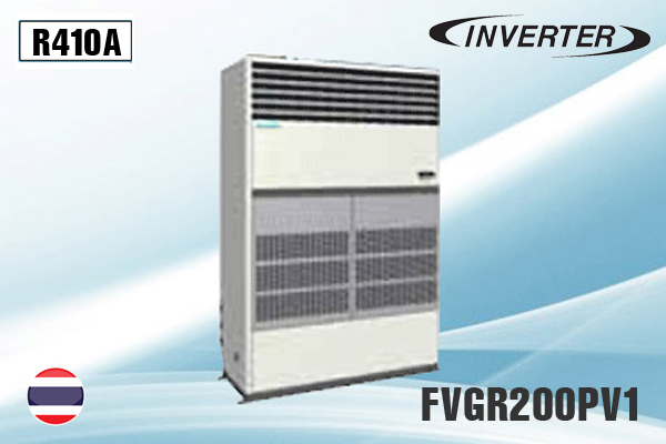 Điều hòa tủ đứng Daikin Packaged nối ống gió 70.000BTU FVGR200PV1