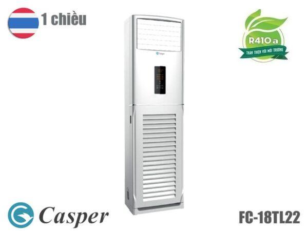 Điều hòa tủ đứng Casper 1 chiều FC-18TL22 18000BTU
