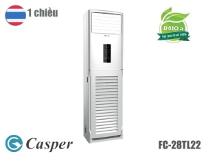 Điều hòa tủ đứng Casper 1 chiều 28.000BTU FC-28TL22