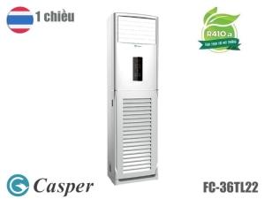 Điều hòa tủ đứng Casper 1 chiều 36.000BTU FC-36TL22