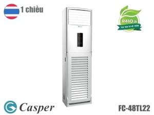 Điều hòa tủ đứng Casper 1 chiều 48.000BTU FC-48TL22