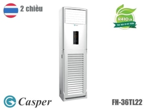 Điều hòa tủ đứng Casper 2 chiều 36.000BTU FH-36TL22