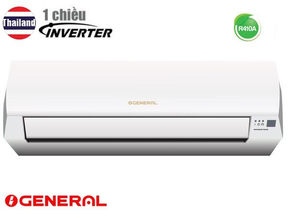 Điều hòa General 1 chiều inverter ASGG09JLTB-V 9000BTU