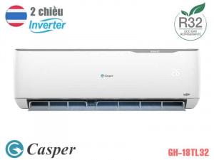 Điều hòa Casper inverter 2 chiều GH-18TL32 9000BTU