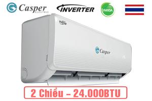 Điều hòa Casper 2 chiều inverter IH-24TL22 24000BTU