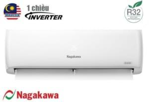 Điều hòa Nagakawa inverter 1 chiều 9000BTU NIS-C09R2H08