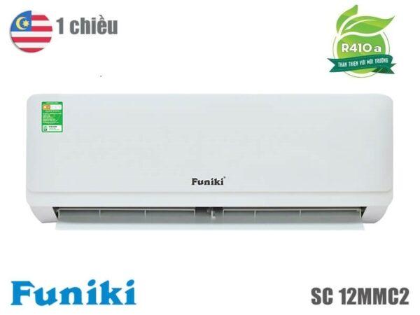 Điều hòa Funiki 1 chiều SC12MMC2 12000BTU