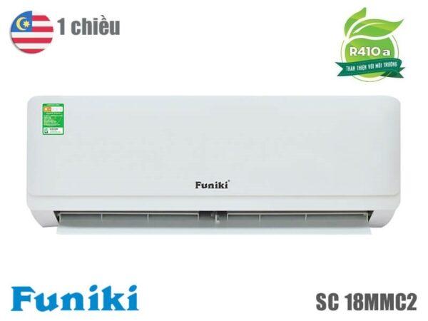 Điều hòa Funiki 1 chiều SC18MMC2 18000BTU