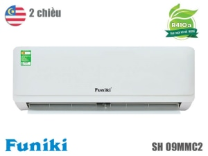 Điều hòa Funiki 2 chiều SH09MMC2 9.000BTU