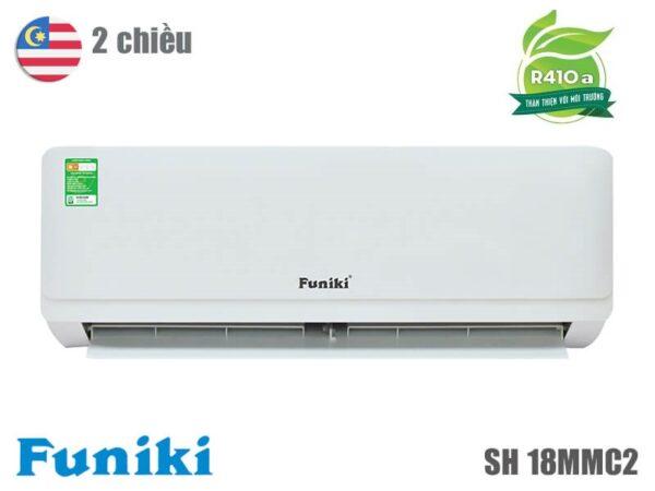 Điều hòa Funiki 2 chiều SH18MMC2 18000BTU