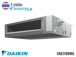 Điều hòa nối ống gió Daikin Inverter 2 chiều FBA71BVMA 24.000BTU