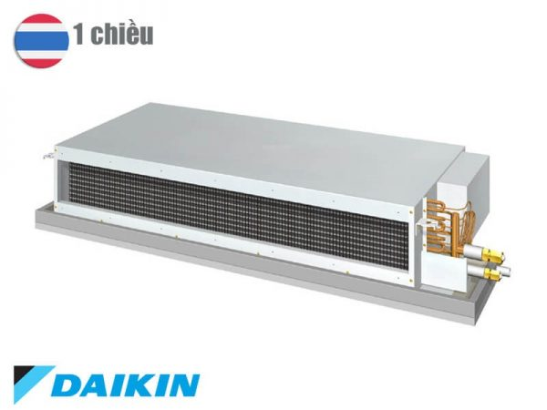 Điều hòa nối ống gió Daikin 1 chiều FDBNQ13MV1 13.000BTU