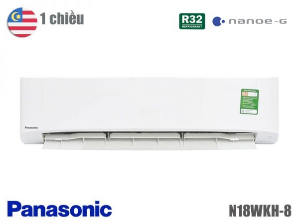 Điều hòa Panasonic 1 chiều N18WKH-8 18000BTU