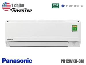 Điều hòa Panasonic 1 chiều inverter PU12WKH-8M 12.000BTU