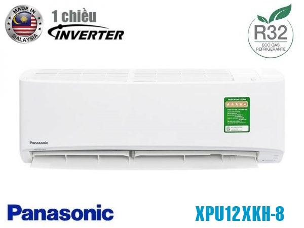 Điều hòa Panasonic 1 chiều inverter 12000BTU XPU12XKH-8