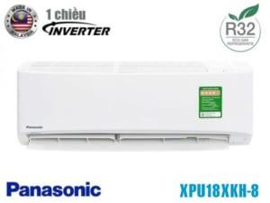 Điều hòa Panasonic 1 chiều inverter 18000BTU XPU18XKH-8