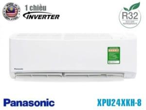 Điều hòa Panasonic 1 chiều inverter 24000BTU XPU24XKH-8