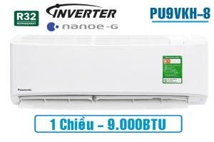 Điều hòa Panasonic 1 chiều inverter PU9VKH-8 9.000BTU