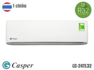 Điều hòa Casper 1 chiều 24.000BTU LC-24TL32