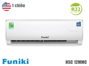 Điều hòa Funiki 1 chiều HSC12MMC 12.000BTU