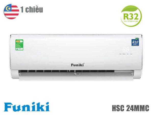 Điều hòa Funiki 1 chiều HSC24MMC 24.000BTU