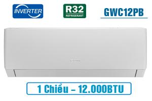 Điều hòa Gree 1 chiều inverter 12.000BTU GWC12PB-K3D0P4
