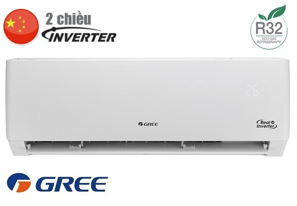 Điều hòa Gree 2 chiều inverter 18000BTU GWH18PD-K6D1P4