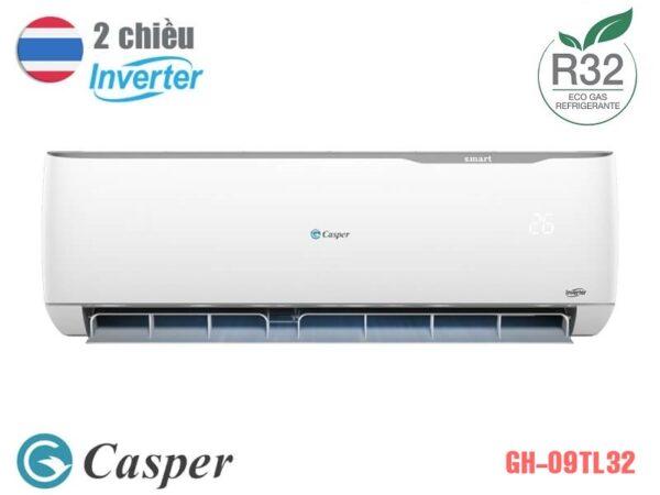 Điều hòa Casper inverter 2 chiều GH-09TL32 9000BTU