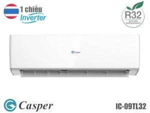 Điều hòa Casper 1 chiều inverter 9000BTU IC-09TL32