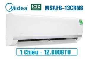 Điều hòa Midea 1 chiều 12.000BTU MSAFB-13CRN8