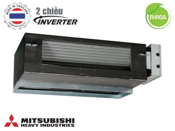 Điều hòa ống gió 2 chiều inverter Mitsubishi Heavy 45000BTU FDUM125VF