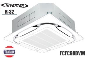 Điều hòa âm trần Daikin inverter 1 chiều FCFC60DVM 21.000BTU