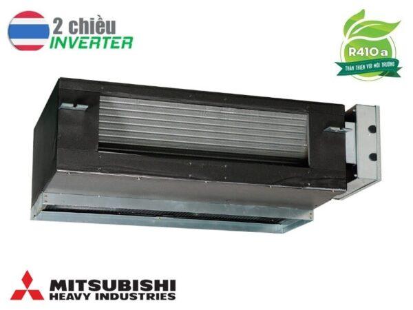 Dàn lạnh giấu trần nối ống gió điều hòa Multi Mitsubishi Heavy 12.000BTU SRR35ZM-S